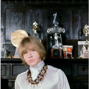 Brian Jones of the Rolling Stones by Gered Mankowitz