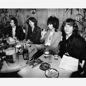 The Rolling Stones by Gijsbert Hanekroot