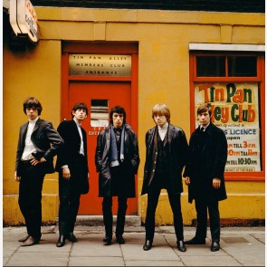 Rolling Stones by Terry O'Neill