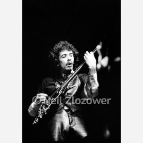Carlos Santana by Neil Zlozower