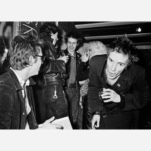 Sex Pistols by Steve Emberton