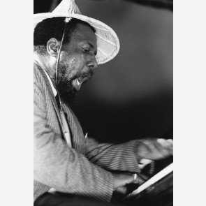 Thelonious Monk by Herb Snitzer