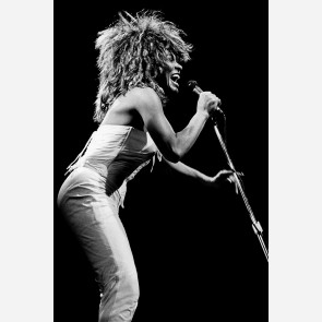 Tina Turner by Christian Rose