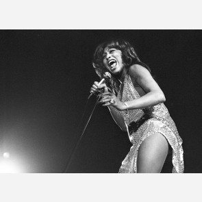 Tina Turner by Gijsbert Hanekroot