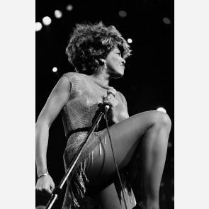 Tina Turner by Ken Settle