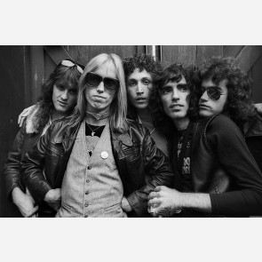 Tom Petty & the Heartbreakers by Adrian Boot