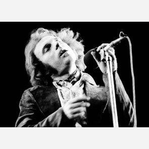 Van Morrison by Ian Dickson