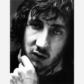 Pete Towhshend of the Who by Gijsbert Hanekroot