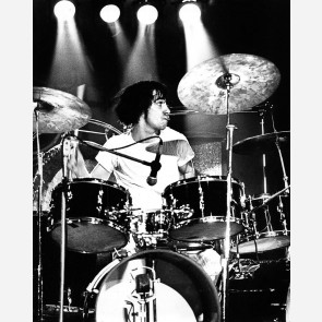 Keith Moon of the Who by Gijsbert Hanekroot