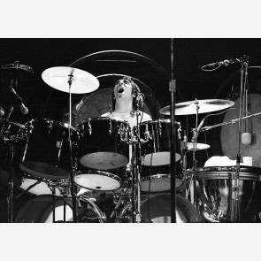 Keith Moon of the Who by Ian Dickson