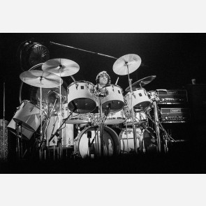 Keith Moon of the Who by Steve Emberton